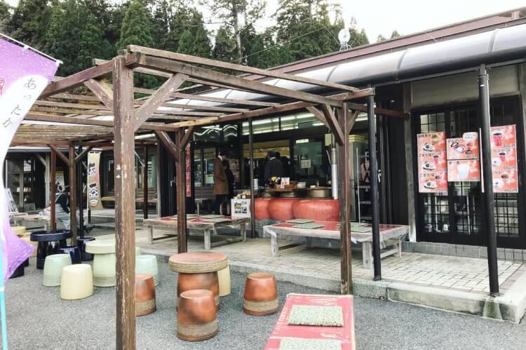 比叡茶寮の外観